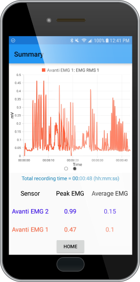 Preview of EMG Logger