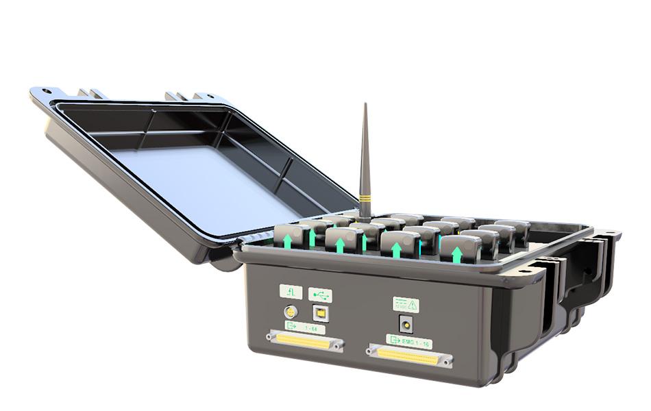 Trigno Wireless System